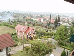 Villa Istana Bunga Lembang