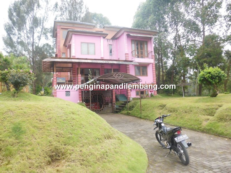 Villa Istana Bunga Villa Pink 5 Kamar