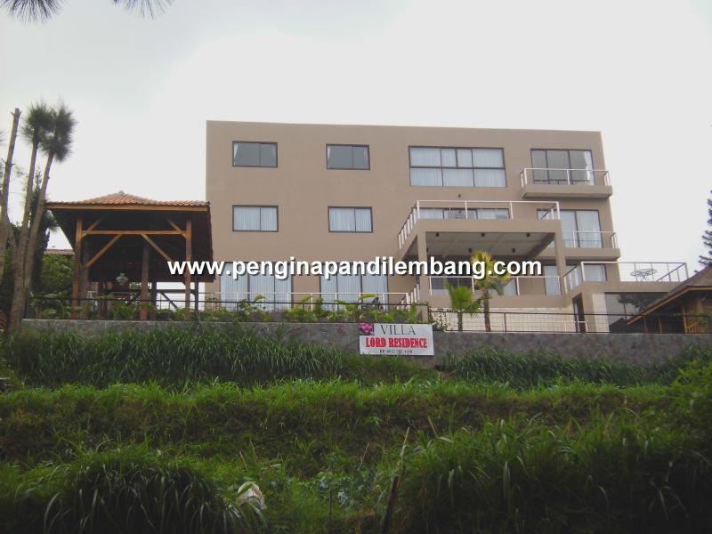 Villa Istana Bunga Villa Lord Residence 8 Kamar Private Pool
