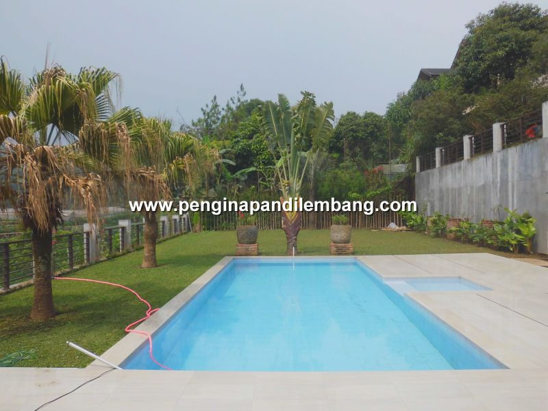 Sewa Villa Di Bandung Untuk 40 Orang